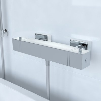 Saniclass Brauer Nurnberg 5601 douche thermostaatkraan chroom