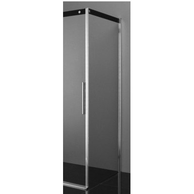Saniclass Glas Luxe douchecabine 60x200cm links OUTLET