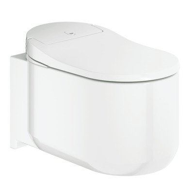 Grohe Sensia Arena douche WC systeem wit