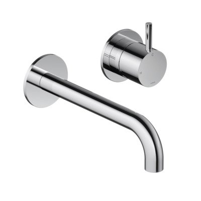 Hotbath Cobber Mitigeur lavabo encastrable chrome
