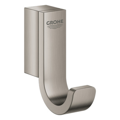 Grohe Selection haak enkel brushed hard graphite