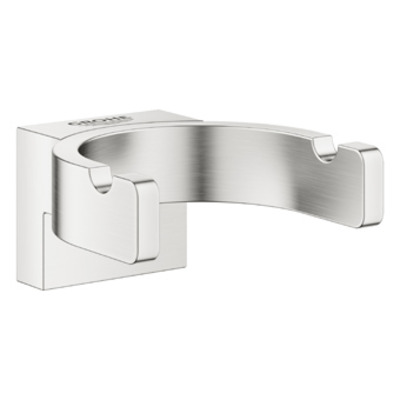Grohe Selection haak dubbel supersteel