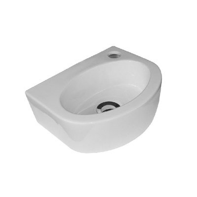 Throne bathrooms Nexxt Paros fontein 33x22cm wit