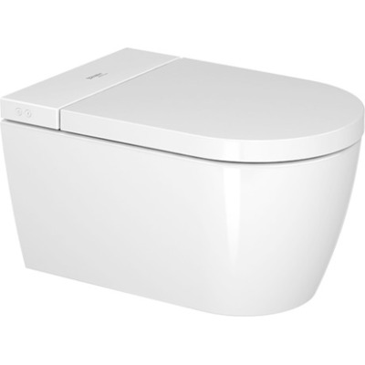 Duravit Starck f Plus Compact douche-WC wit