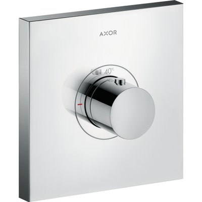 AXOR Showerselect square afdekset highflow thermostaat chroom