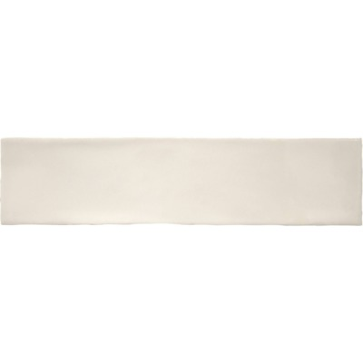Cifre Colonial Ivory Carrelage mural blanc 7,5x30cm