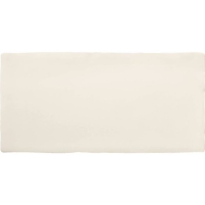 Cifre Atlas Ivory Mate Carrelage mural blanc 7,5x15cm