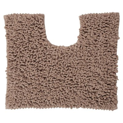 Sealskin Twist Tapis de toilette 45x50cm polyester sable