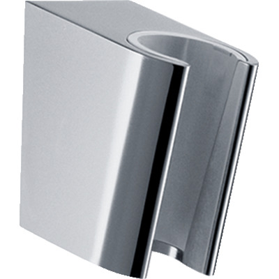 Hansgrohe Porter S Support mural pour douchette Brushed Black Chrome