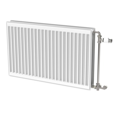 Stelrad Accord paneelradiator type 33 + strippen 500x2200mm 4772W wit