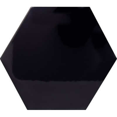 Dj 150X170 Vintage Hexagon Negro Glans