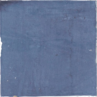Vtwonen craft wandtegel 12.5x12.5 cm midnight blue glossy glans