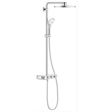 Grohe Euphoria smartcontrol 310 douchesysteem duo rond chroom SHOWROOMMODEL