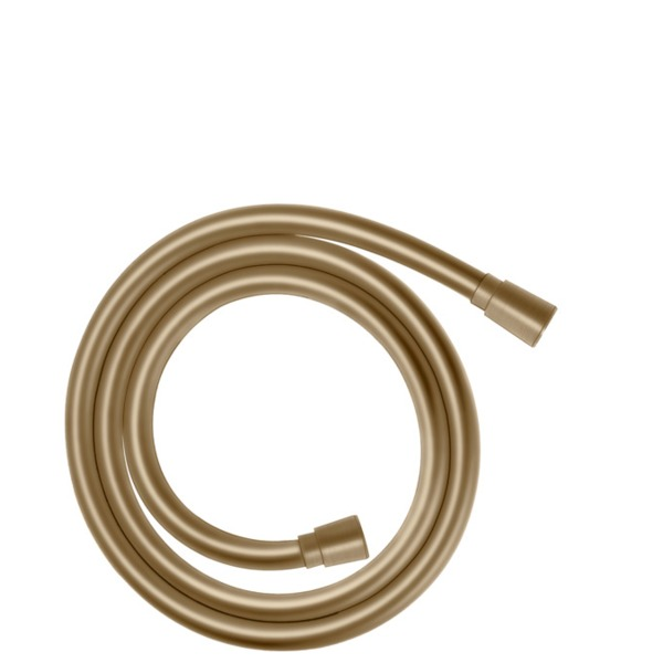 Hansgrohe Isiflex doucheslang 1/2x125cm brushed bronze 28272140 28272140