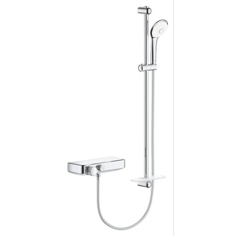 Grohe Grohtherm smartcontrol Perfect showerset chroom 34721000