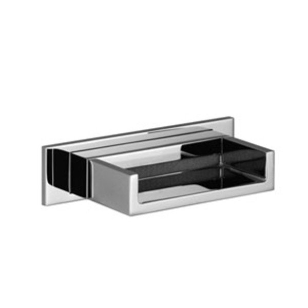 Dornbracht Balance Modules WaterFall baduitloop voor wand 1/2 x12cm chroom 1342097900