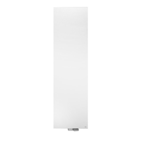 Vasco Niva N1L1 designradiator enkel 620x1820mm 1130 watt wit 7241562