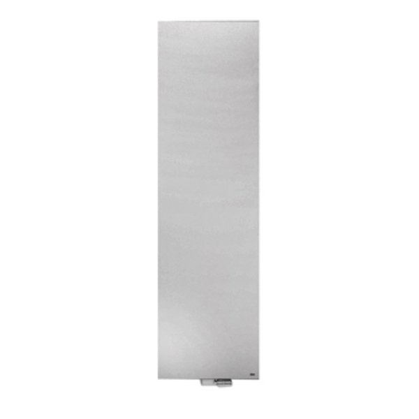 Vasco Niva N1L1 Radiateur design simple 182x62cm 1130watt Gris aluminium 7241561