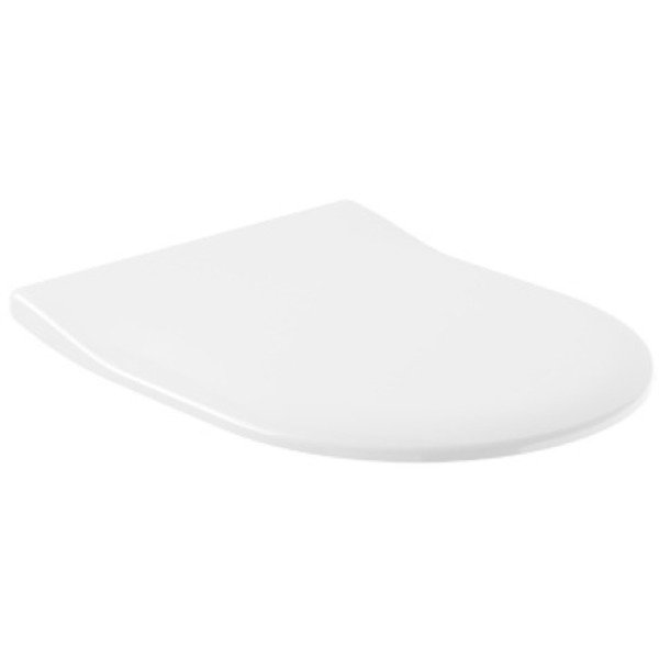 Villeroy en Boch Subway 2.0 closetzitting Slimseat met softclose en quickrelease wit OUTLET OUT3848
