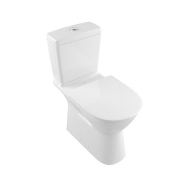 Villeroy en Boch O.novo Vita combi pack Vita met closetpot PK DirectFlush reservoir closetzitting so