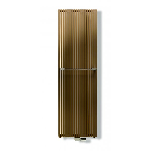 VASCO CARRE Radiator (decor) H180xD8.6xL41.5cm 1485W Staal Brown January SW139428