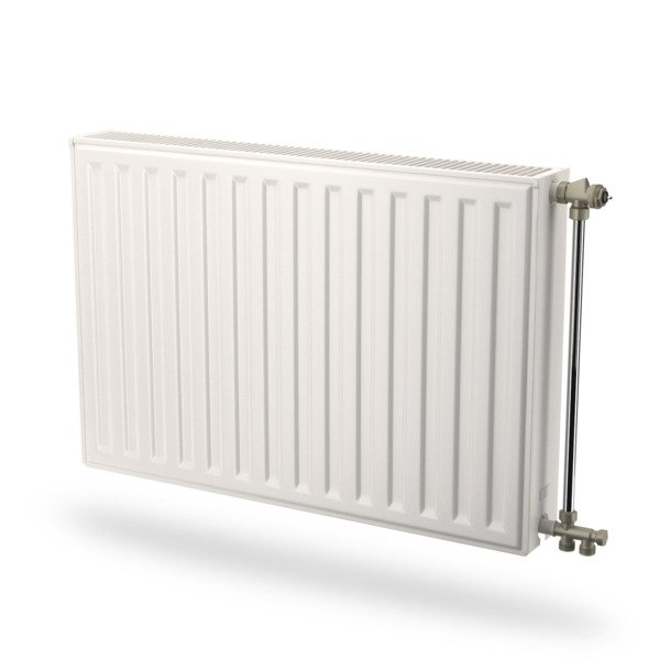 Radson Compact Radiator (paneel) H90xD10.6xL180cm 4369W Staal Wit SW130465