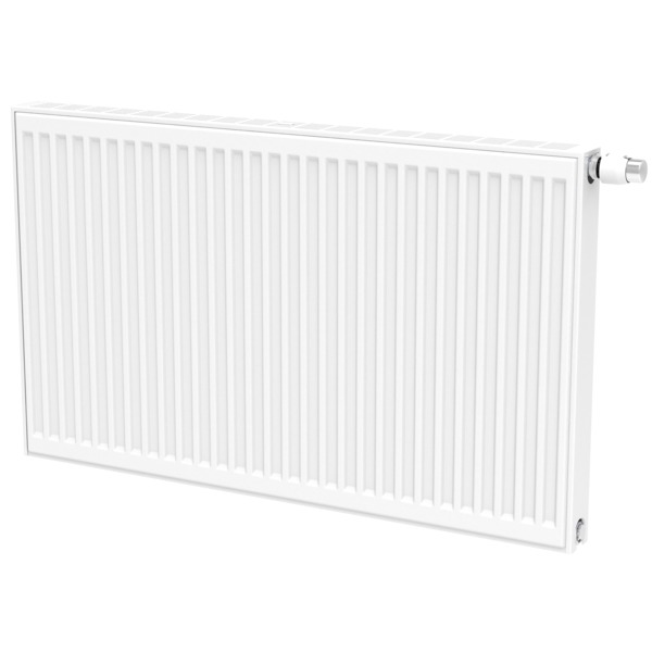 Stelrad Novello ventielradiator type 33 600x1000mm 2389 watt wit 8220896