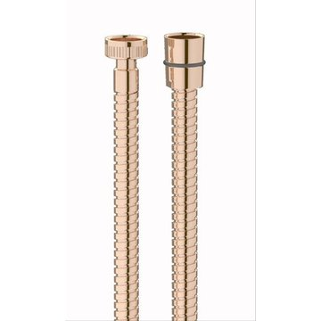 Plieger Roma doucheslang metaal 150cm rose goud AOIS03120RS