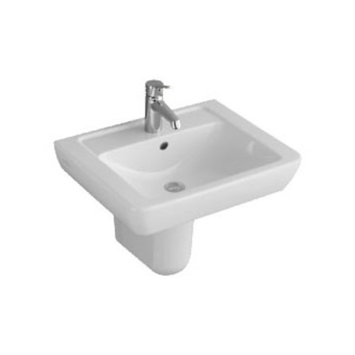 villeroy boch subway cache siphon pour lavabo avec set d 39 installation blanc 72640001. Black Bedroom Furniture Sets. Home Design Ideas
