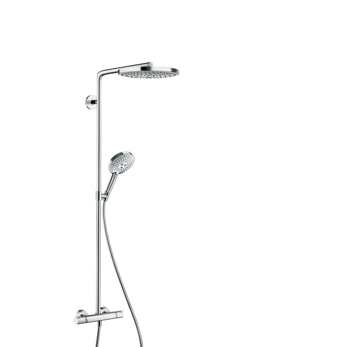hansgrohe raindance select s 240 colonne de douche 2 jets. Black Bedroom Furniture Sets. Home Design Ideas