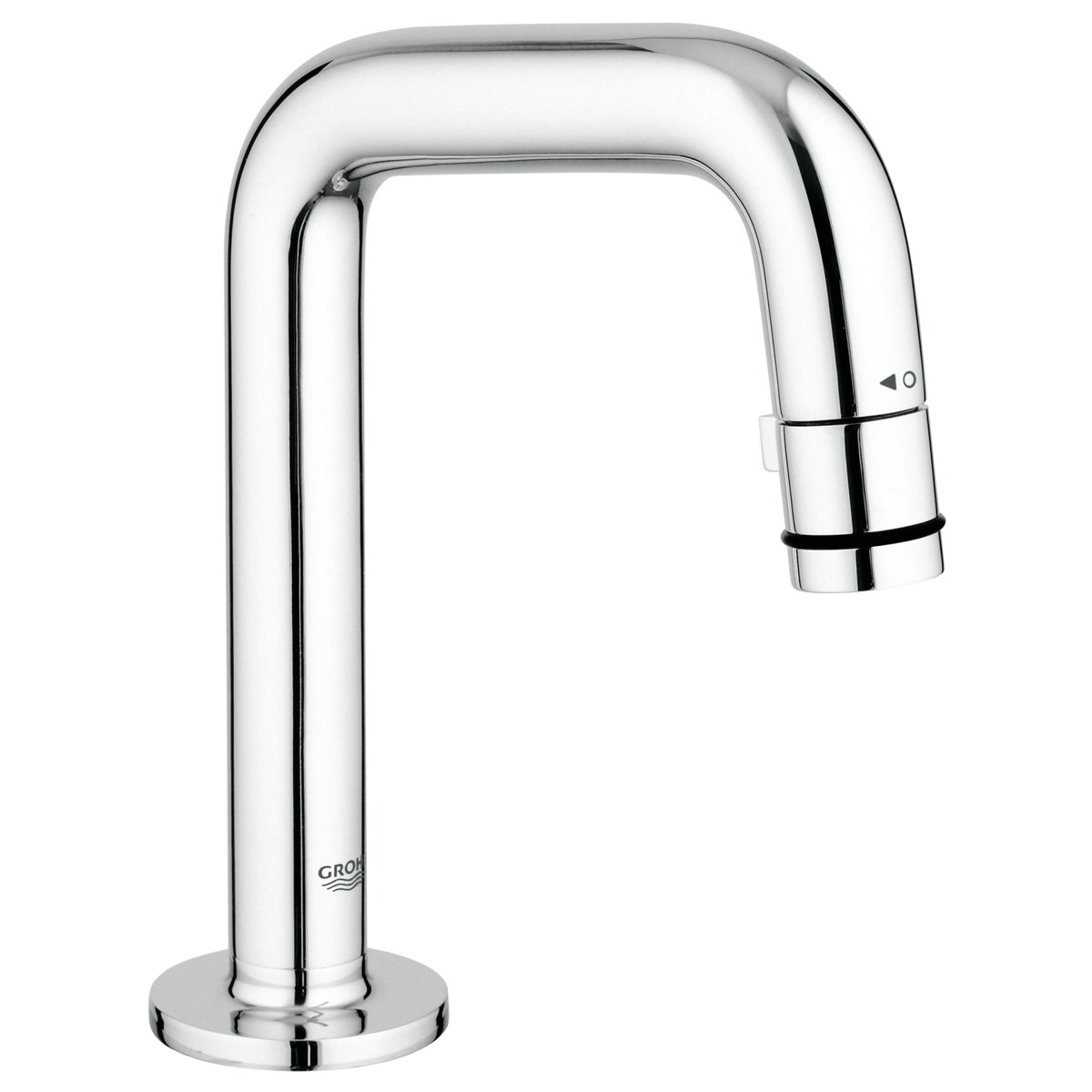 grohe universal robinet lave mains avec bec haut u chrome. Black Bedroom Furniture Sets. Home Design Ideas