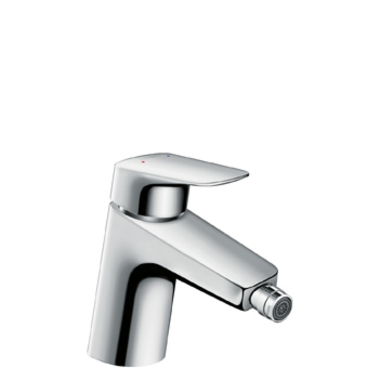 hansgrohe logis robinet de bidet avec bonde chrome. Black Bedroom Furniture Sets. Home Design Ideas