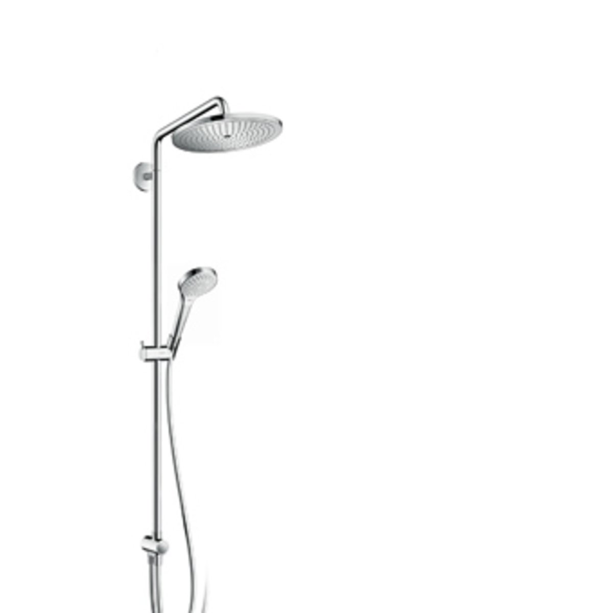 hansgrohe croma select s 280 showerpipe reno chroom. Black Bedroom Furniture Sets. Home Design Ideas
