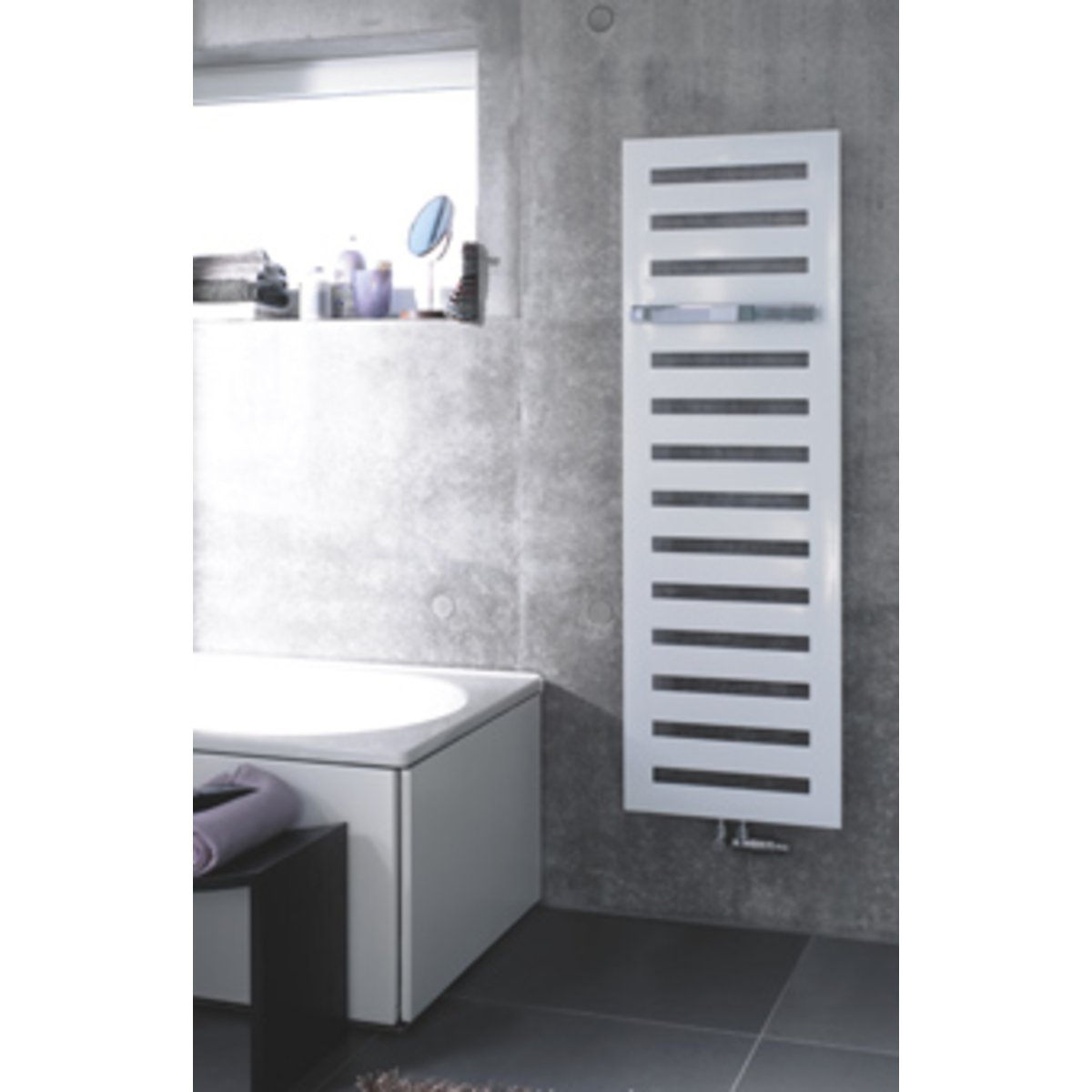 zehnder metropolitan bar designradiator verticaal 1225x500mm 563w wit 7611118 document image