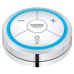 grohe f digital afstandsbediening v bad of douche incl digitale inbouwthermostaat chroom