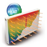 stelrad novello m eco ventielradiator type 22 700x1600mm 2918w midden links aansl. wit stelrad outlet