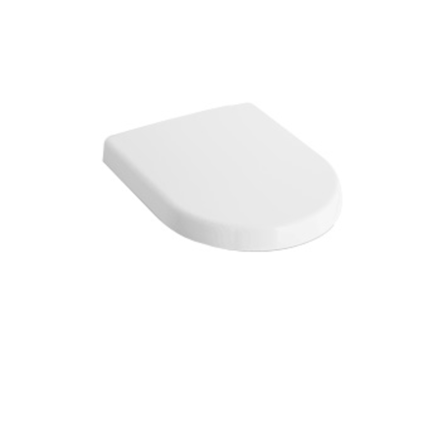 Villeroy en Boch Subway 2.0 (voorheen Subway) 2.0 closetzitting met quick release pergamon
