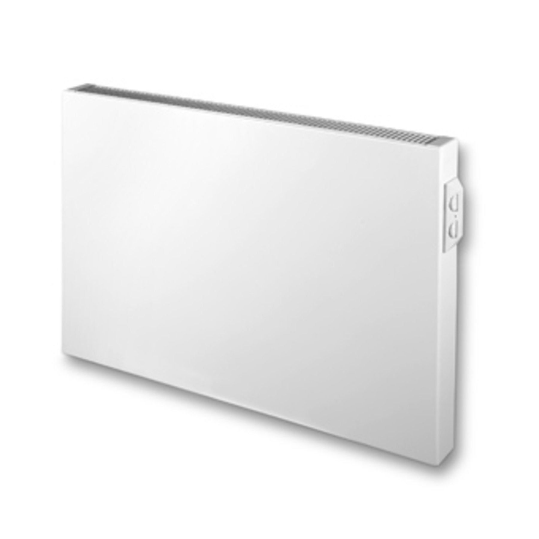 Vasco E panel radiator elektrisch 1000x600mm 1250 watt wit
