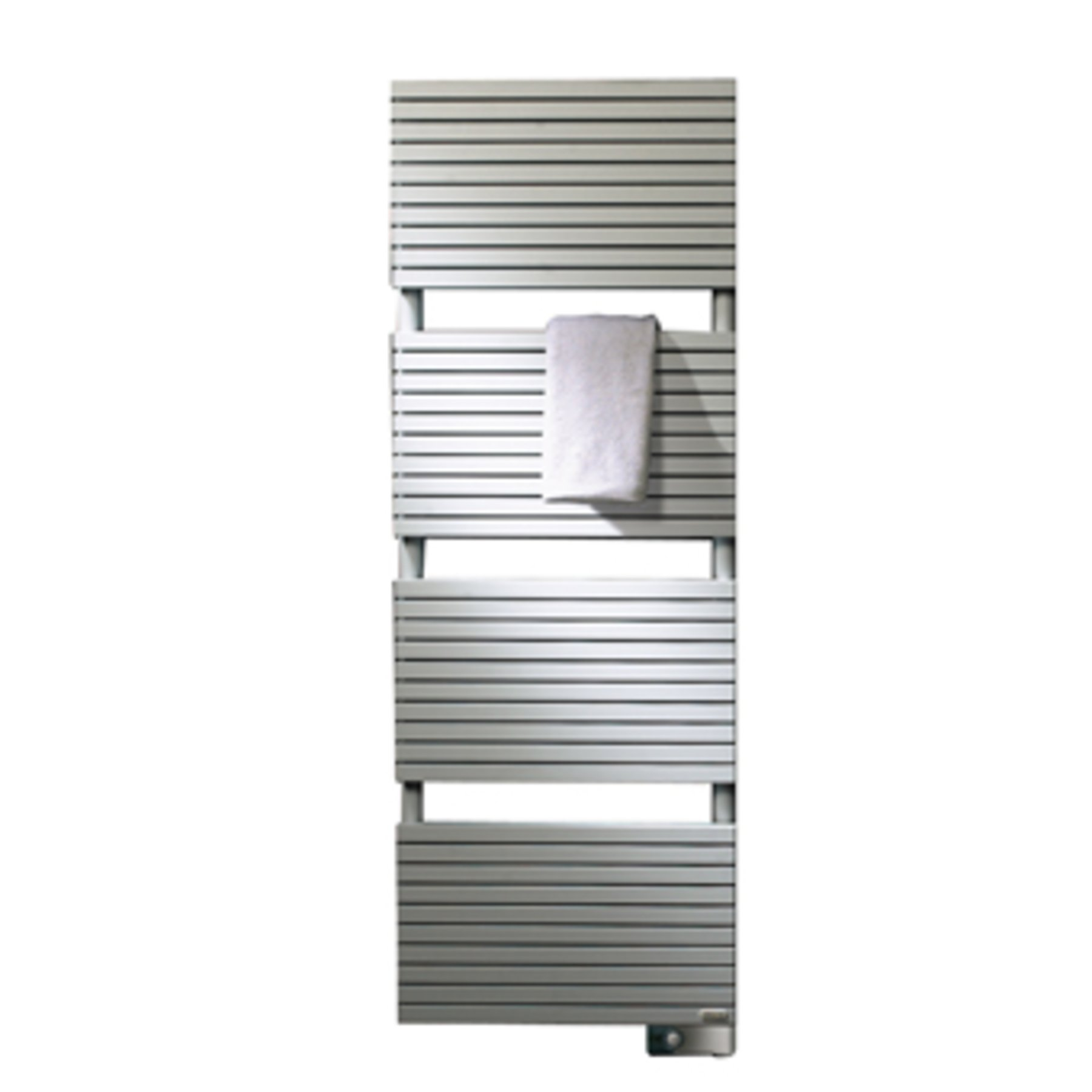 Vasco Carre CB designradiator 500x1735mm 925W grijswit