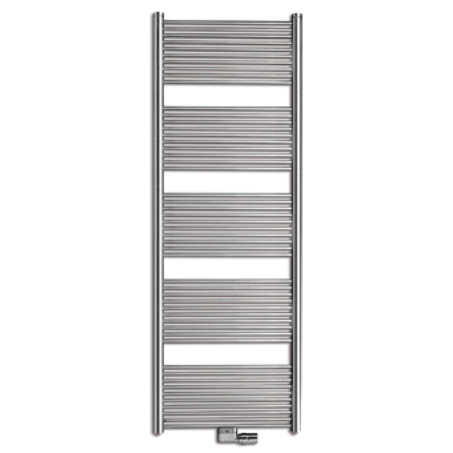 Vasco Bonsai BSRM S designradiator horizontaal 600x1338mm 816 watt warmgrijs (N506)
