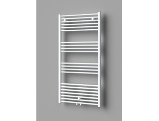 Cosmo Classic designradiator middenaansluiting 850x500mm 354W wit