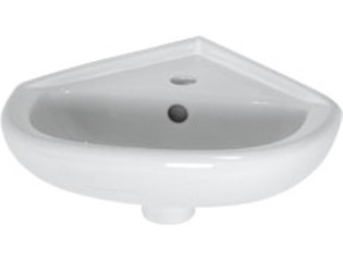 Plieger Brussel New Lave mains d'angle 47.5x42.5cm Pergame 0190705