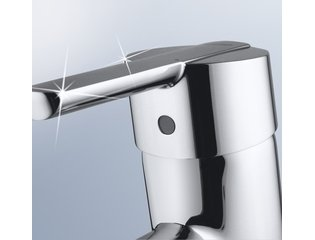 Grohe Feel wastafelkraan met waste chroom 4339212