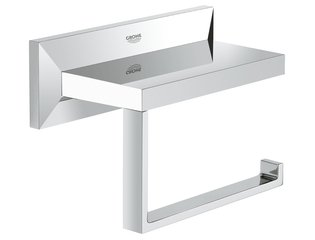 Grohe Allure Brilliant closetrolhouder chroom 0442164