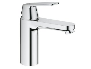 Grohe Eurosmart Cosmopolitan wastafelkraan met medium uitloop chroom 0465031