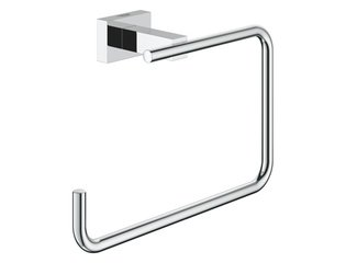 Grohe Essentials Cube handdoekring chroom 0438166