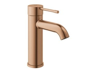 Grohe Essence New wastafelkraan S-size brushed warm sunset SW97484