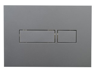 Plieger Flair bedieningsplaat dualflush matchroom OUTLET OUT6237