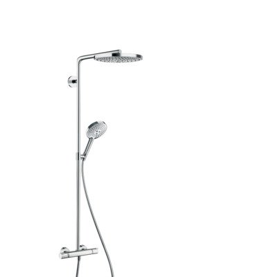 Hansgrohe Raindance select s240 2jet showerpipe chroom