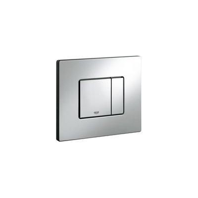 Grohe Skate Cosmopolitan Plaque de commande WC vertical/horizontal chrome